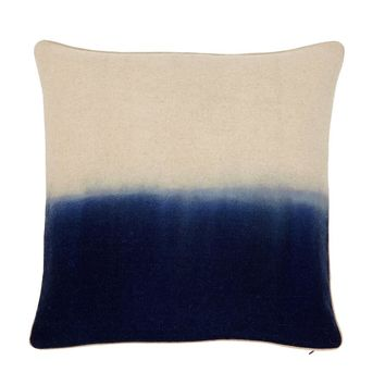 Jenkins Pillow - Ink Blue