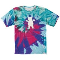 Grizzly Digi Tiedye T-Shirt - Men's at CCS