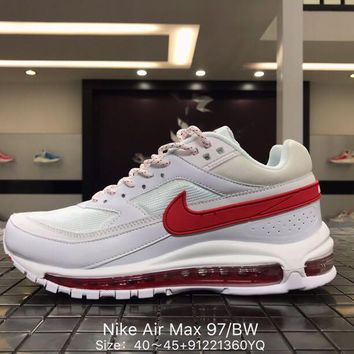 Nike Air Max 97/BW  Running Shoes Sneaker Size:40~45