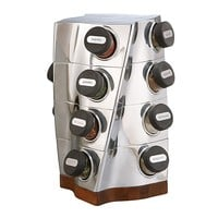 "Nambé ""Twist"" Spice Rack 