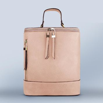 Tailor Leather Backpack