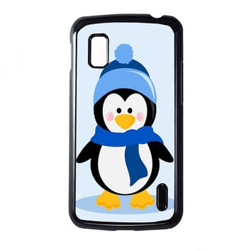 Skin Penguin FOR NEXUS 4 CASE *NP*