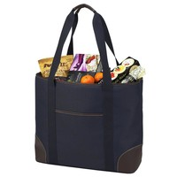 Extra Large Insulated Cooler Tote | Classic Navy