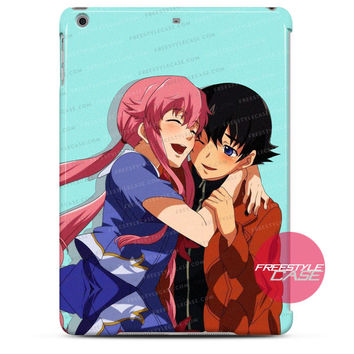 Future Diary Yuno and Yuki iPad Case 2, 3, 4, Air, Mini Cover