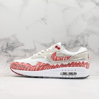 Nike Air Max 1 Sketch To Shelf - University Red - Best Deal Online