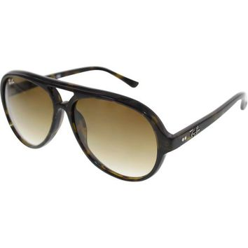 Ray-Ban Aviator Cats 5000 Unisex Sunglasses, RB4125-710/51-59 - Walmart.com