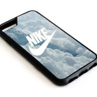 New Nike.Just Do It White Clouds iPhone X 8 7 6 6s 5 5s 5c Plus Case