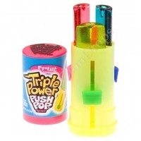 Push Pops Triple Power Candy: 16-Piece Box | CandyWarehouse.com Online Candy Store