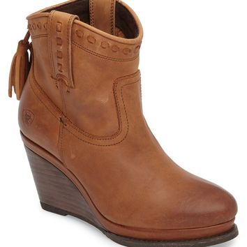 Ariat Broadway Western Wedge Boot (Women) | Nordstrom