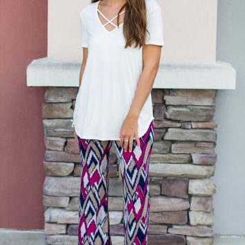 Little Secrets Palazzo Pants