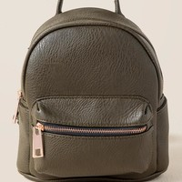 Blakely Pebbled Dome Backpack