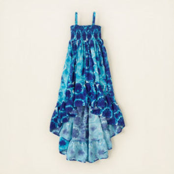 girl - dresses & rompers - tie dye high-low dress | Children's Clothing | Kids Clothes | The Children's Place