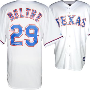 Adrian Beltre Signed Autographed Texas Rangers Baseball Jersey (MLB Authenticated)