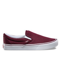 Vans Mesh Slip-On Lite in Port Royale