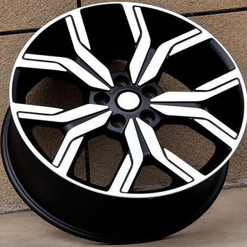 20x9.0 5x108  5x120  Car Aluminum Alloy Wheel Rims fit for Land Range Rover Evoque
