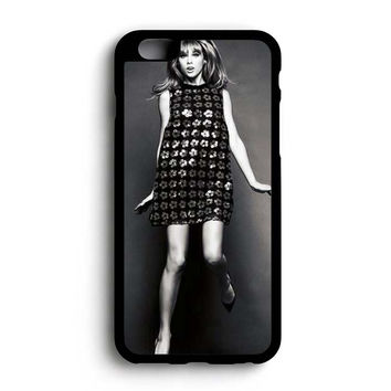 Taylor Swift Black and White iPhone 6+ Case