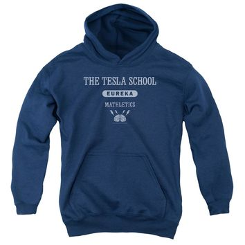 Eureka - Tesla School Youth Pull Over Hoodie