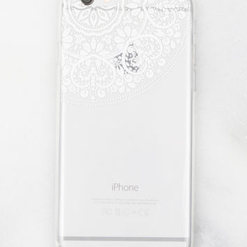 Lacey Love iPhone Case