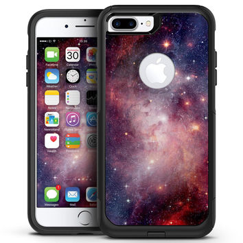 Vibrant Space - iPhone 7 or 7 Plus Commuter Case Skin Kit