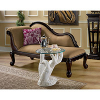 Park Avenue Collection The Hawthorne Collection Fainting Couch