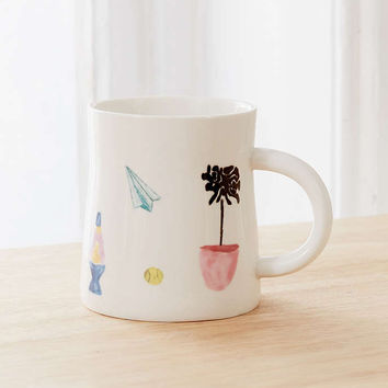Icon Wrap Mug - Urban Outfitters