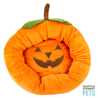 Martha Stewart Pets® Pumpkin Bolster Dog Bed