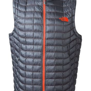 The North Face quilted gilet