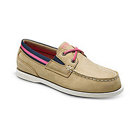 Sperry Top-Sider Girls' A/O Sport Boat Shoes - Linen/Pink
