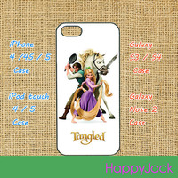 Tangled - iPhone 5 case, iphone 4 case, ipod touch 4, ipod touch 5, samsung galaxy S3, samsung galaxy S4, samsung galaxy note 2, phone case