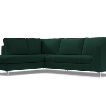 Mulholland 2pc Sectional Sofa :: Configuration: LAF - Chaise on the Left