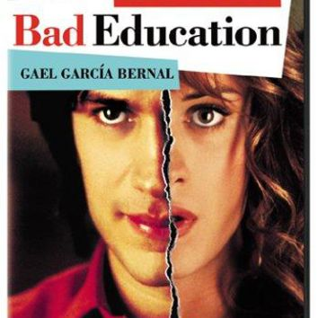 Gael Garcia Bernal & Fele Martinez & Pedro Almodovar-Bad Education