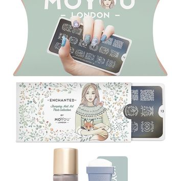MoYou Enchanted Nail Stamp Kit