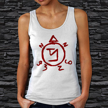 Supernatural Spell Woman Tank Top, Series Movie Women Tank Top (Color Available)