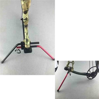 Aluminum Alloy Compound Bow Support Stand