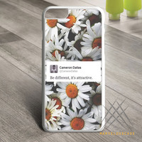 cameron dallas  flower Custom case for iPhone, iPod and iPad