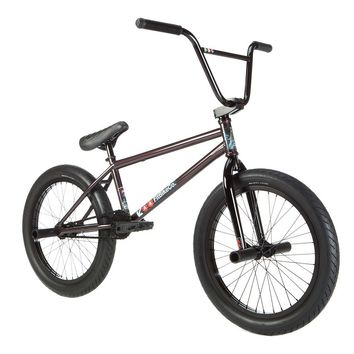 FIT 2019 AUGIE FC SUNSET PURPLE COMPLETE BMX BIKE