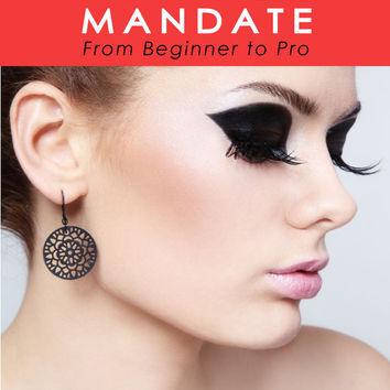 Ebook: The Makeup Mandate, From Beginner to Pro. Makeup How-To Book in PDF format