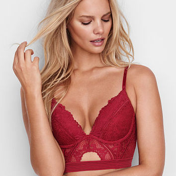 Long Line Plunge Bra - Very Sexy - Victoria's Secret