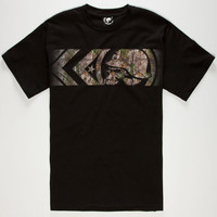 Metal Mulisha Banded Mens T-Shirt Black  In Sizes