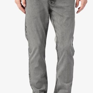 Hudson Slim Straight - Debris Grey