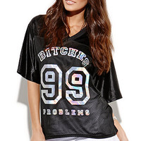 United Couture 99 Bitches Jersey Shirt at PacSun.com