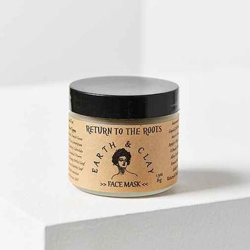 Return To The Roots Earth + Clay Face Mask