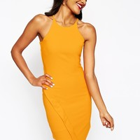 River Island Wrap Front Strappy Dress