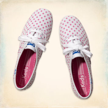 Hollister + Keds Champion Dot Sneakers