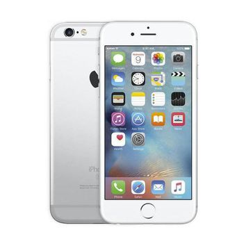 Refurbished iPhone 6s Plus Silver T-Mobile 128GB