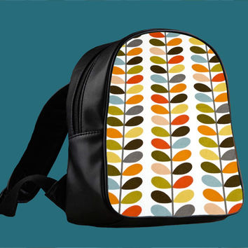 Orla Kiely for Backpack / Custom Bag / School Bag / Children Bag / Custom School Bag ***