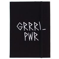 Grrrl Pwr Journal