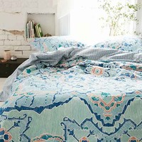 Plum & Bow Amari Medallion Duvet Cover
