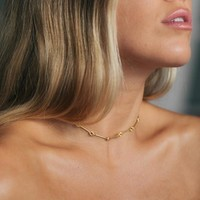 Treccia Choker Necklace