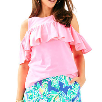 Lyra Top | 28761 | Lilly Pulitzer